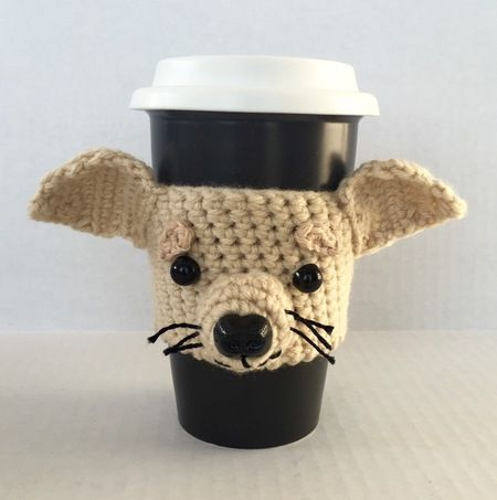 99 Best To Make Cup Cozie Images On Pinterest Crochet Patterns