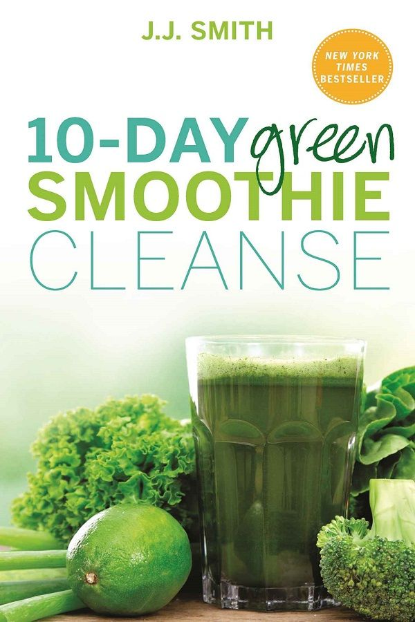Lose 15 Pounds in 10-Days with the 10-Day Green Smoothie Cleanse | Vegan Push