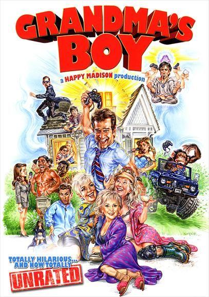 grandma's boy movie | Stuck On A Rock: SOME THINGS I LEARNED WATCHING GRANDMA'S BOY