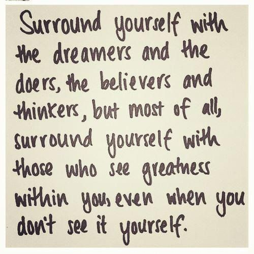 Negative and all around bad people will bring you down. Much of who you are is reflected in those you surround yourself with.