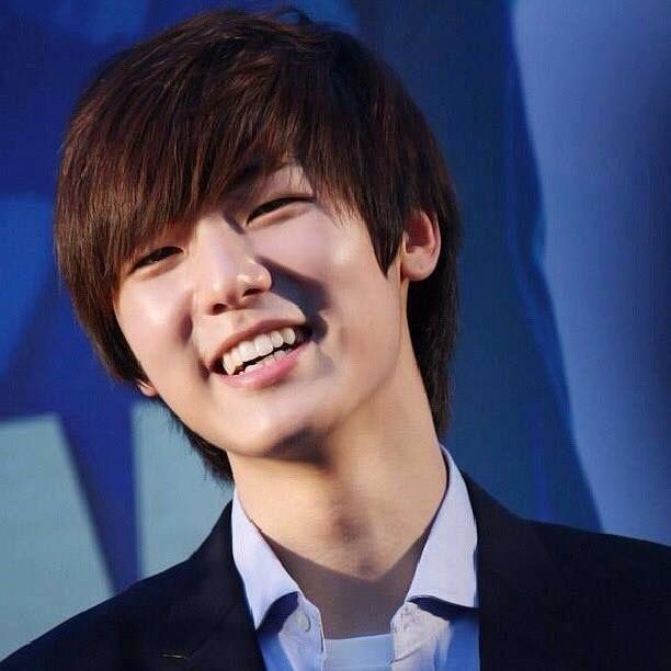 Min Hyuk from CNBlue