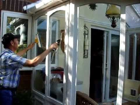 Worlds fastest window cleaning tool - Wagtail