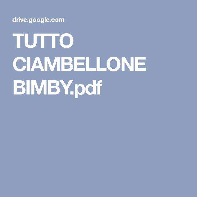 TUTTO CIAMBELLONE BIMBY.pdf