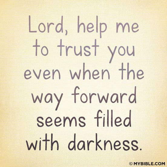 Lord, Help Me