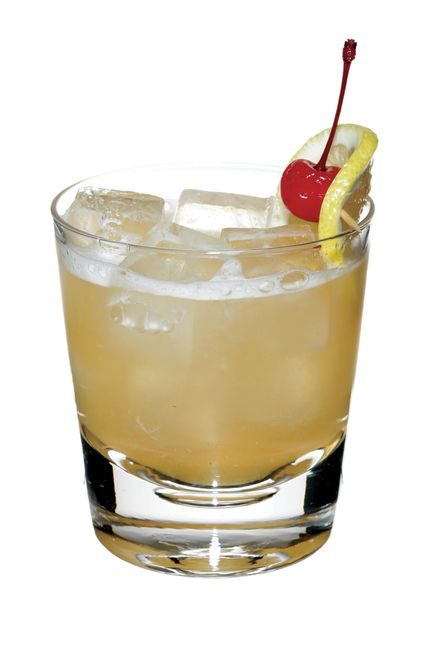 to make a whiskey sour (difford's recipe) use woodford reserve bourbon, freshly squeezed lemon juice, sugar syrup (2 sugar to 1 water), angostura aromatic bitters,