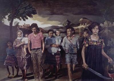 Τα ίχνη της εικαστικής δημιουργίας του Κυριάκου Κατζουράκη, στη ζωγραφική, στο θέατρο, στον κινηματογράφο σε μια αναδρομική έκθεση στο Μουσείο Μπενάκη και στο βιβλίο του «Τάξη στο χάος», από τις Εκδόσεις Καλειδοσκόπιο.
