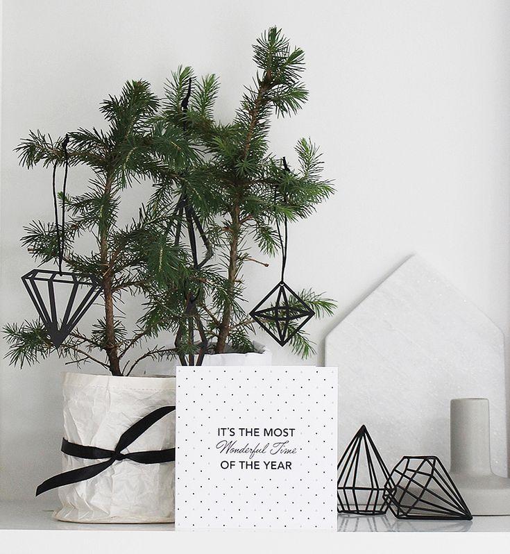 T.D.C | Christmas on the String Shelf