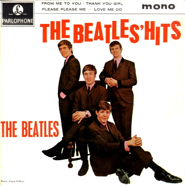 The Beatles - The Beatles' Hits  (UK EP)  [1963]