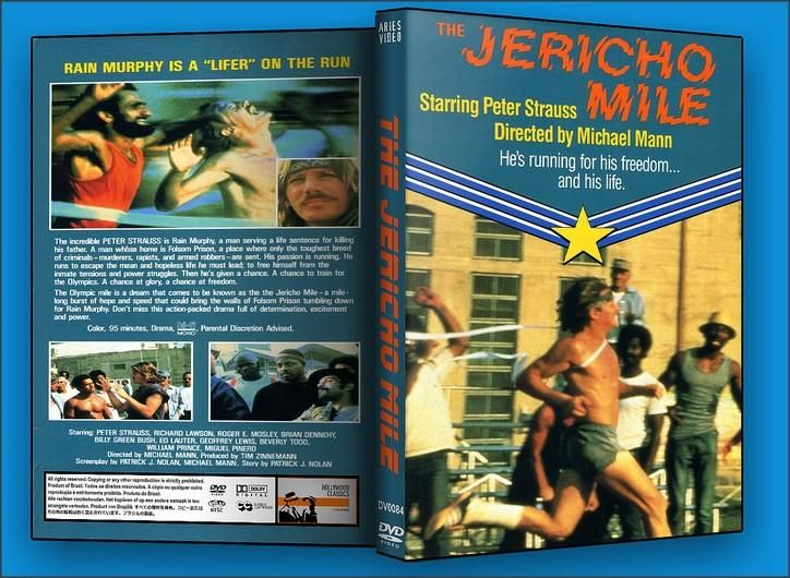 The Jericho Mile (DVD) Peter Strauss
