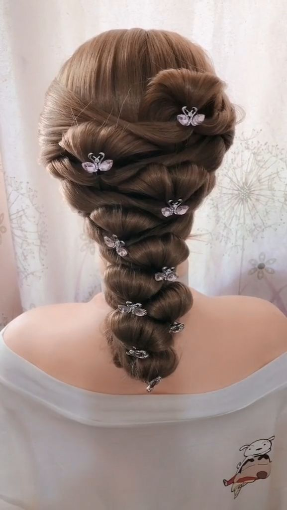 12 Best Wedding Hairstyles For Long Hair 2019