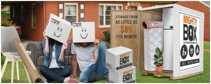 MightyBox – A Reliable and Affordable Self Storage Option in Melbourne