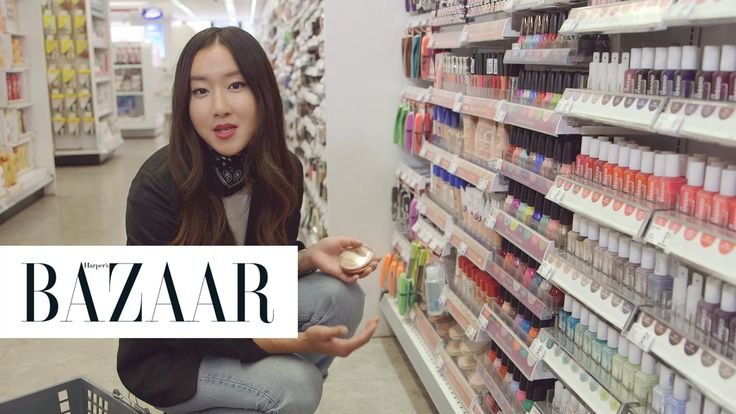 Makeup Artist Picks at The Drugstore: Celebrity Makeup artist Nina Park takes BAZAAR on a trip to Walgreens Beauty to find the best foundations, concealers and blushes at the drugstore.