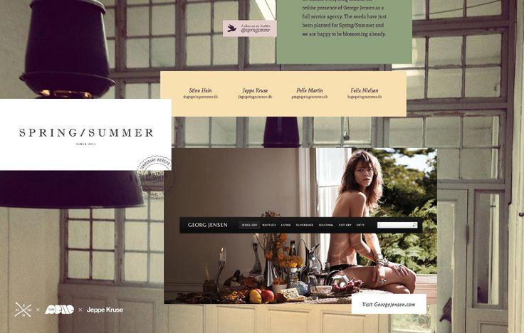 #webdesign #inspiration #website