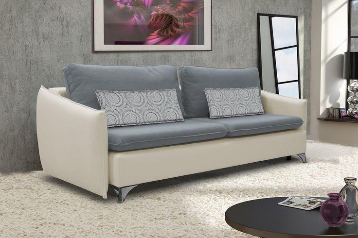 Sofy i kanapy : Kanapa ASCOLI - Sweet Home and More - Sklep internetowy z meblami  http://sweethomeshop.pl/pokoj-dzienny/meble-wypoczynkowe/kanapa-ascoli-190-detail