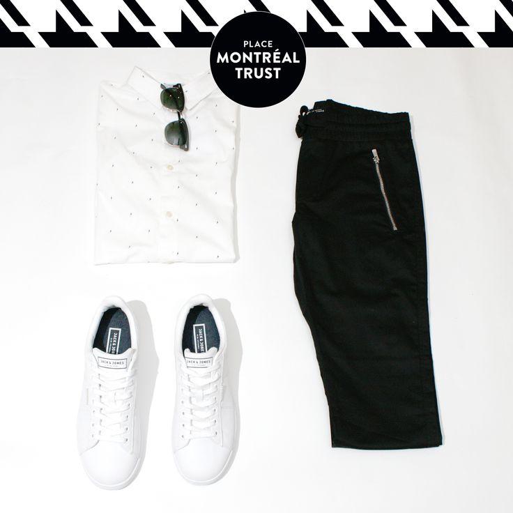 #PMTLook Pour un look urbain, rendez-vous chez #JackAndJones.