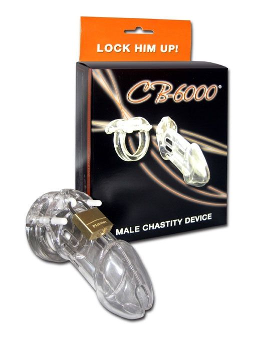 The satisfied users of the CB2000 or the CB3000, can now move up to the next level with the CB6000 Male Chastity Device. This new model has some enhancements and improvements over previous models, while retaining that same high quality chastity security, comfort, and usability of those previous versions.    New Enhancements:  	There are three interlocking pieces that fit together as one complete device.  	There are two guide pins that hold the top pieces together with a locking pin…