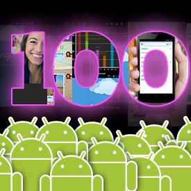 The 100 Best Android Apps of 2013