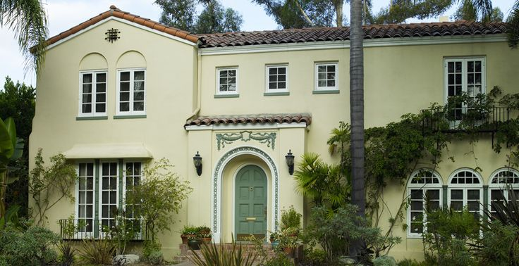 20 Best Spanish Style Patio And Exterior Paint Ideas Images On Pinterest Spanish Style
