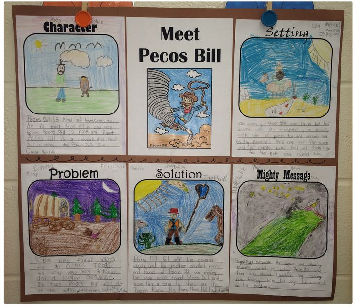 Tall Tale Freebies - good idea for end of second grade...also see the potential of it being a collaborative effort among students