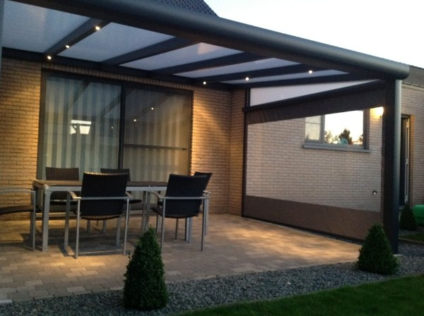 17 beste afbeeldingen over terrasoverkapping op pinterest tuinen thuis en overdekte terrassen for Overdekt terras model