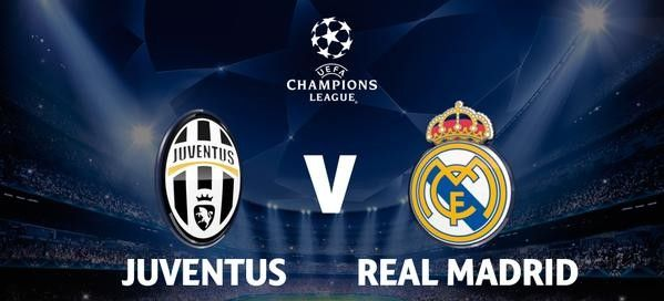Watch UEFA Champions League Final : Juventus vs Real Madrid Live Match with 24Hrs Replay only on : http://www.livetv4ever.com