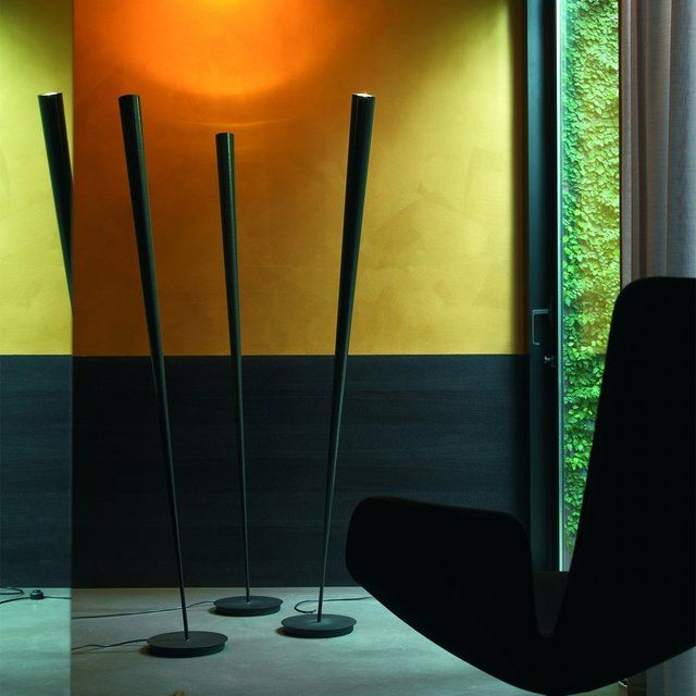 Drink Black Floor Lamp #Futuristic, #Lamp, #Modern