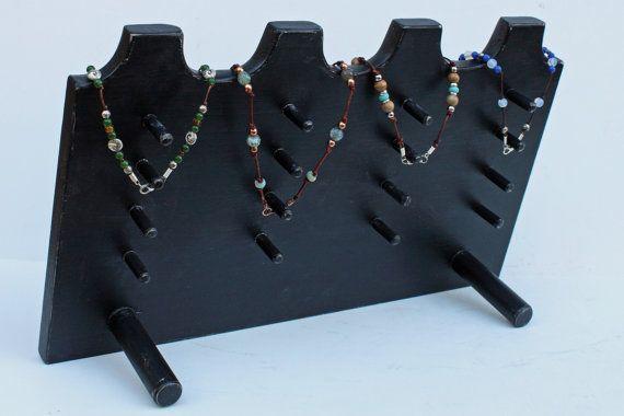 Affichage multiple de collier collier 4 par RusticLodgeDecor