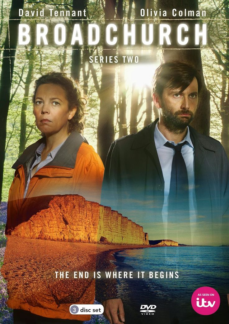 UK PRE ORDER: Broadchurch Series 2 and Series 1 & 2 Box Set