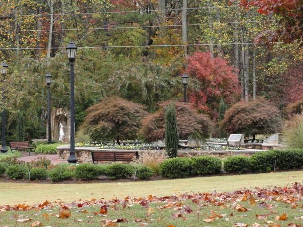 Leita Thompson Park Roswell, GA
