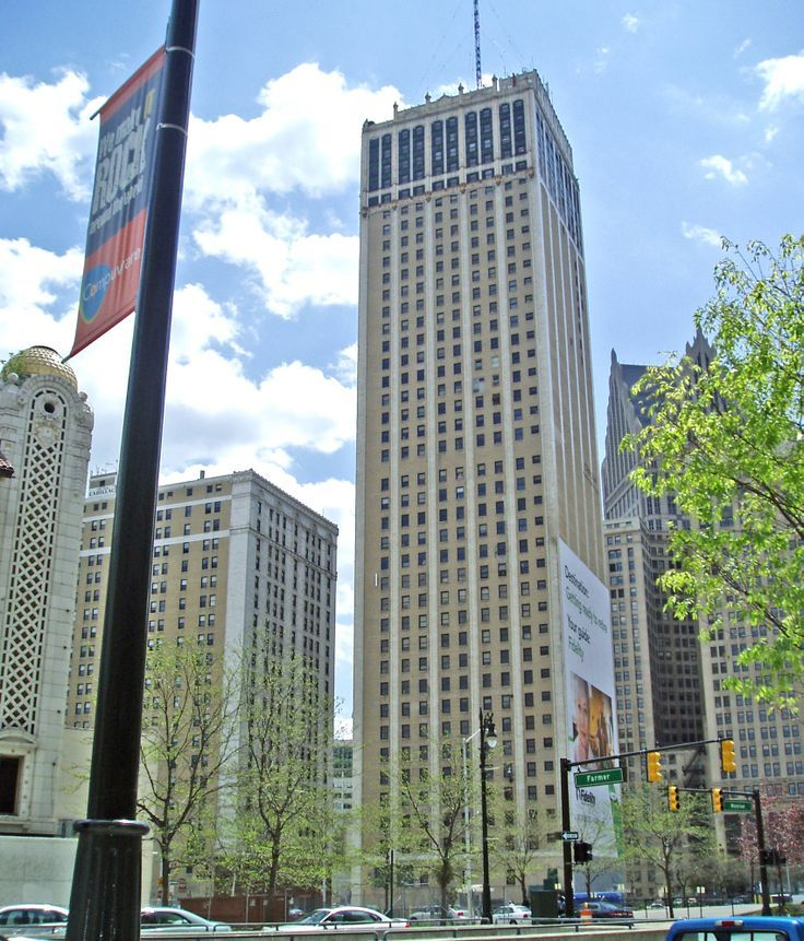 1000 images about detroit michigan on pinterest the for Architecture firms in michigan