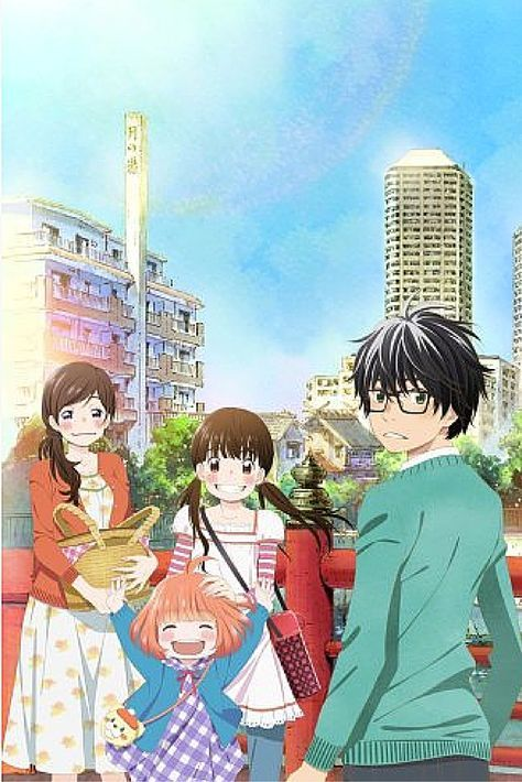 upcoming anime 2016, upcoming anime fall, 3-gatsu no Lion, slice of life, new anime