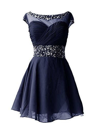 Dresstells Knee Length Prom Dress for Girls Short Homecoming Dress Navy Size 2 Dresstells http://www.amazon.com/dp/B00OCCA4G2/ref=cm_sw_r_pi_dp_1L2cvb1GWX6H2