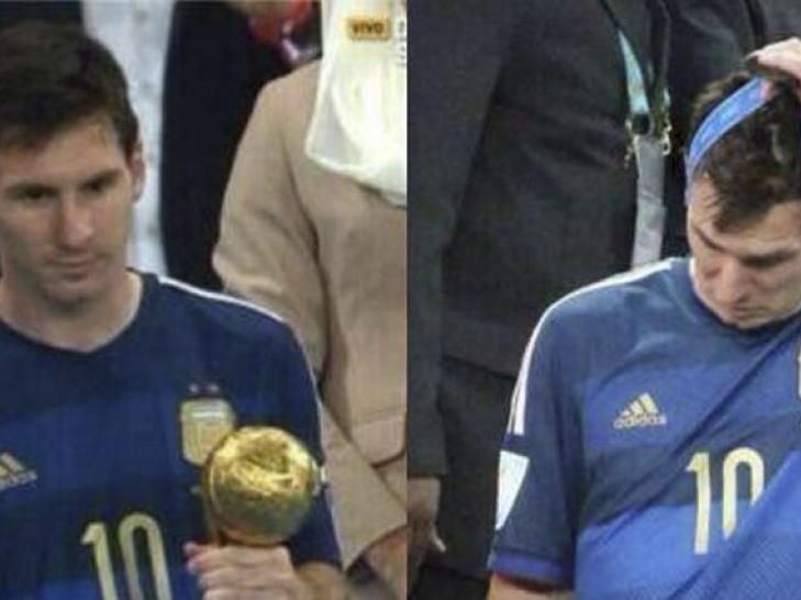 Gonzalo Higuaín le escribió esta carta a Lionel Messi tras el Mundial | Brasil 2014 - Gol Caracol