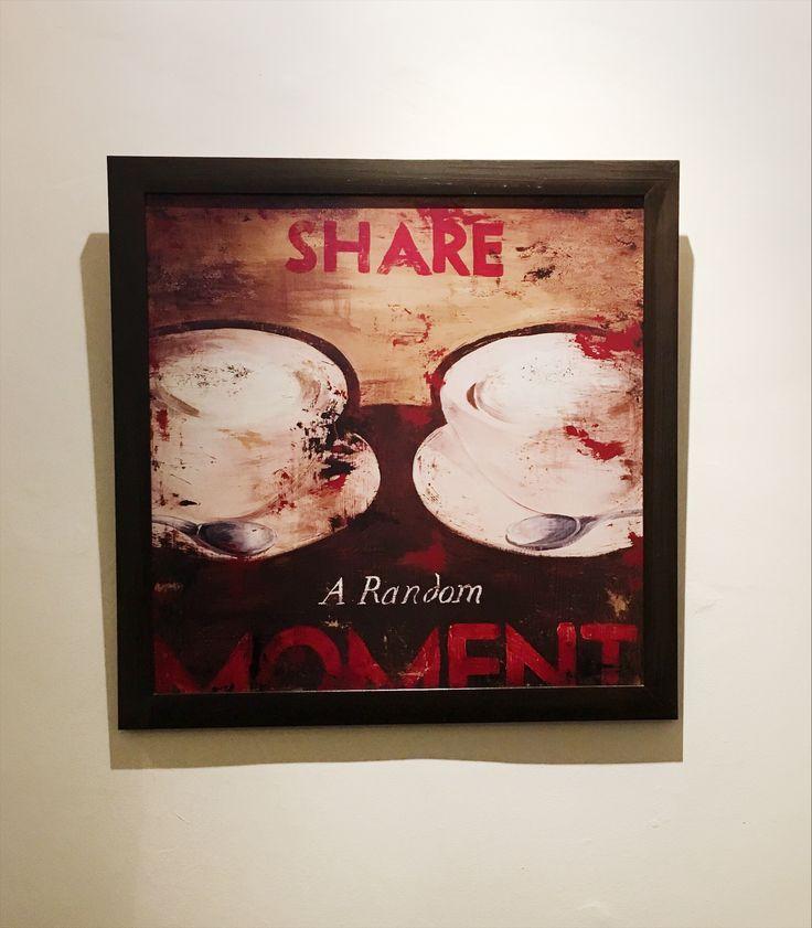 Share a random moment. #coffee #coffeetime #espressohour