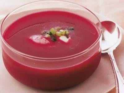 [ビーツの冷製スープ] 料理レシピ みんなのきょうの料理