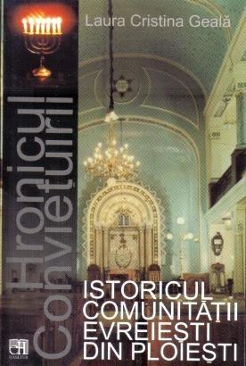 Istoricul comunitatii evreiesti din Ploiesti - Raftul cu carti - Femeia Stie.ro