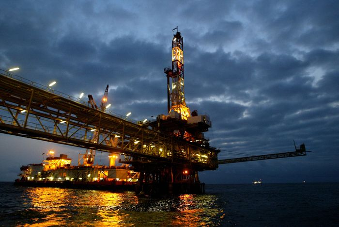 offshore platform | The Argument for Offshore Drilling - The New York Sun