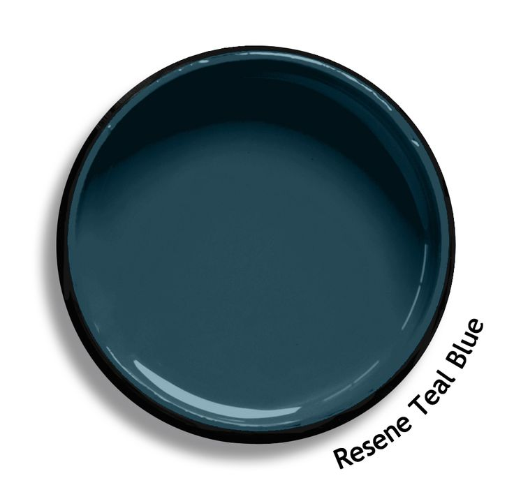 Resene Teal Blue is a navy inspired blue, cool and dark. From the Resene Multifinish colour collection. Try a Resene testpot or view a physical sample at your Resene ColorShop or Reseller before making your final colour choice. www.resene.co.nz