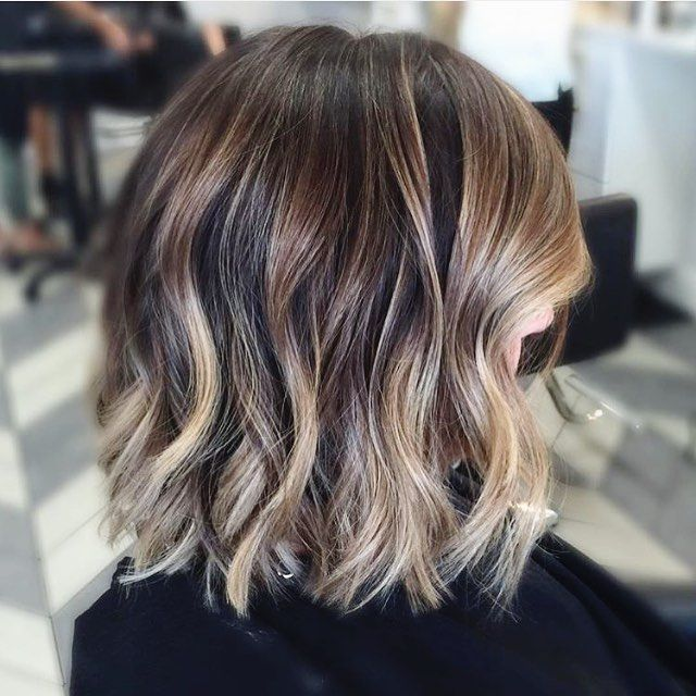 Mid, Long or Short Hair - this Highlighting / Colour blending is Youthful & Glam! Try it with a few #COLORCONES + Any Colouring Agent. Precise - Clean Color Control!