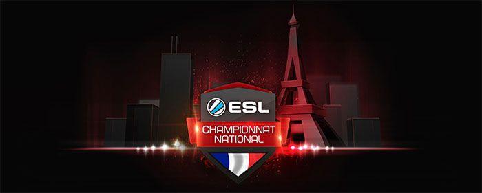 Le Championnat de France de l'esports ouvre ses portes - ESL annonce l'ouverture des inscriptions pour les qualifications au Championnat de France de l'esports dont la finale aura lieu au Palais des Congrès du Futuroscope de Poitiers les 2 et 3 juillet 2016