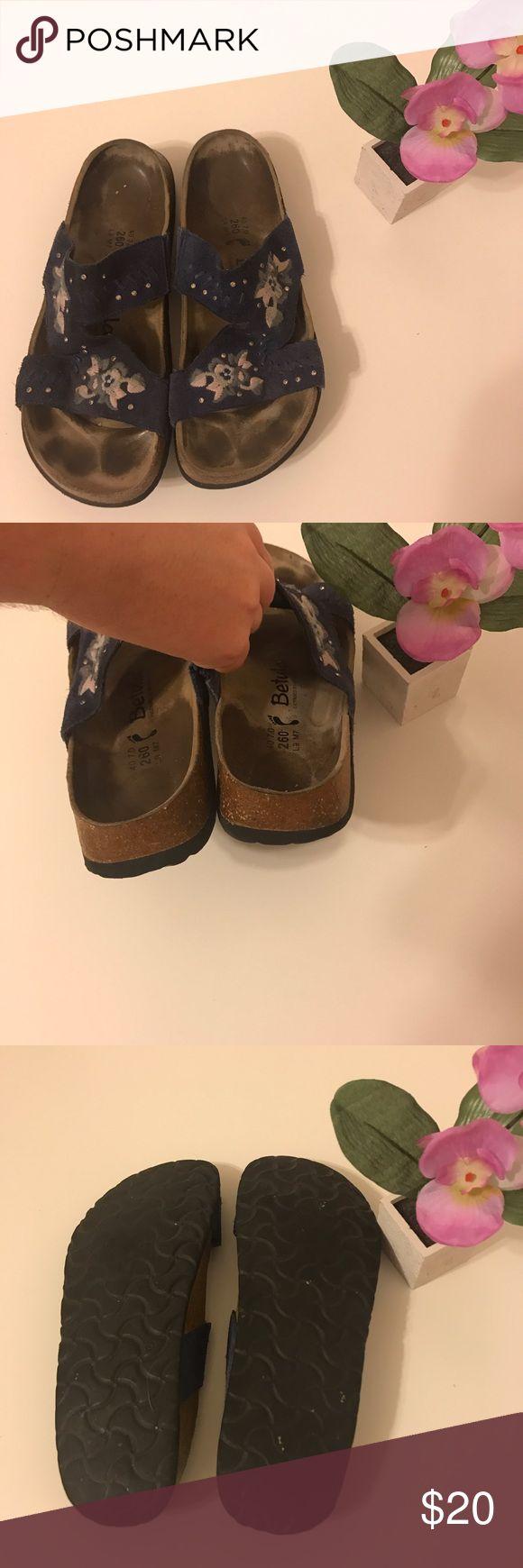 Birkenstock Betula sandals Gently pre loved Betula Birkenstock sandals. Size 40 Birkenstock Shoes Sandals