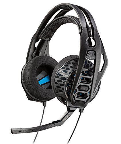 Cheap Plantronics RIG 500E E-Sports Edition Surround Sound PC Headset deals week