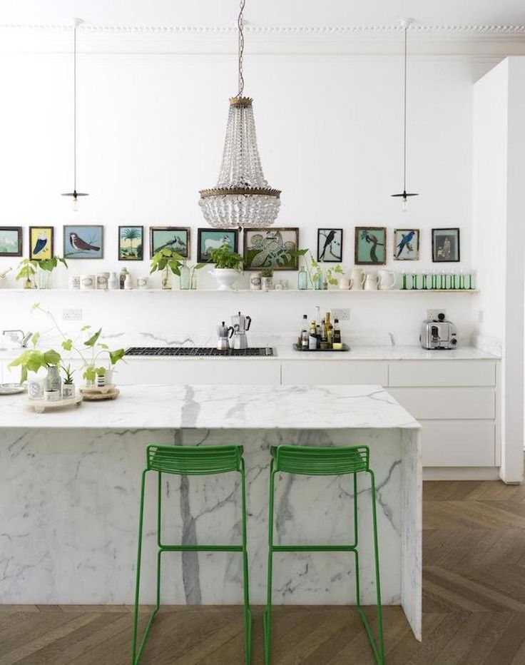 6 ways to make a white kitchen dazzle || FIRST SENSE