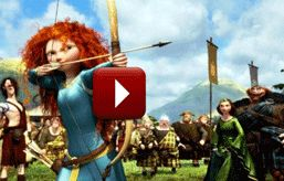 Disney's 'Brave' Video Writing Prompts