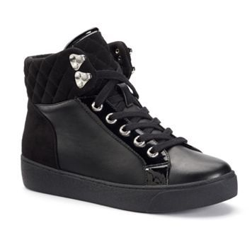 Juicy Couture Shawnie Women's High-Top Sneakers