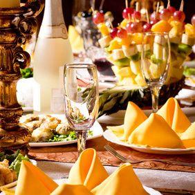 Silvestr s dietou a zdravé sváteční pohoštění