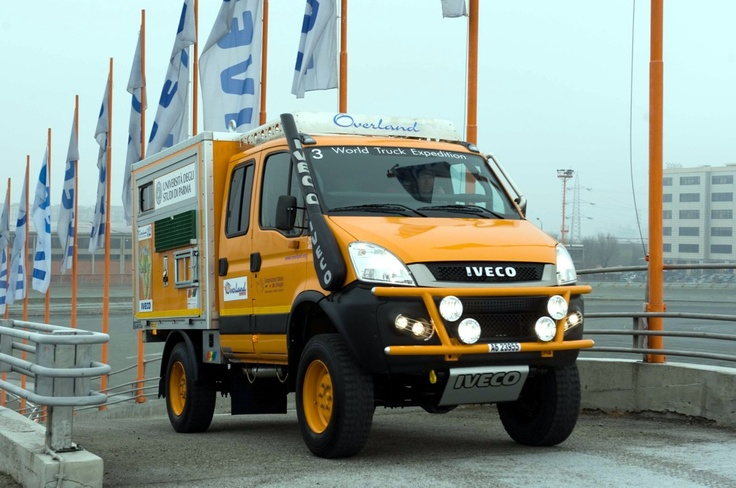 Iveco Daily Overland