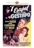 I Escaped From the Gestapo [DVD] [English] [1943]