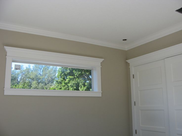 Our Den Painted Benjamin Moore Litchfield Gray Great