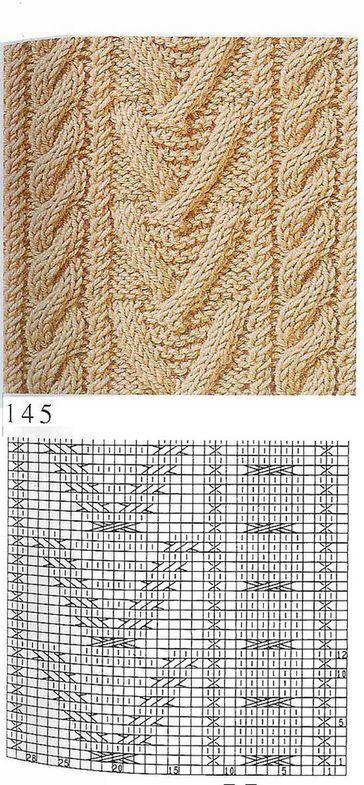 knitting pattern #21